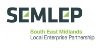 South East Midlands Local Enterprise Partnership logo
